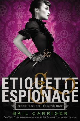 Cover image for Etiquette & Espionage