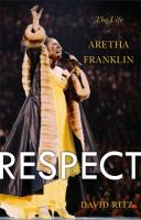 Cover of Respect: The Life of Areth