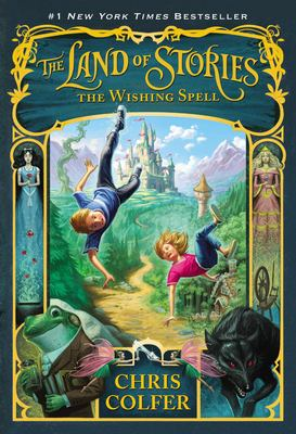 Cover image for The Land of Stories