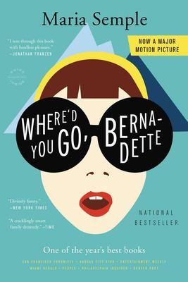 Where'd you go, Bernadette? Book cover