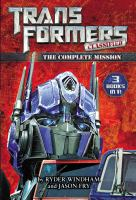 Transformers Classified