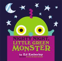 Nighty Night Little Green Monster