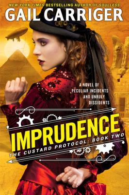 Cover image for Imprudence