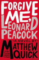 Cover of Forgive Me, Leonard Peacoc