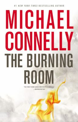 Cover image for The Burning Room