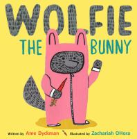 Wolfie the Bunny