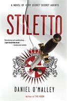 Stiletto  : a novel