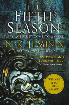 The Fifth Season, by N.K. Jemisin