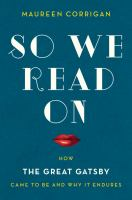 So We Read on
