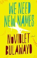 We need new names : a novel