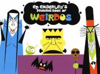 Ed Emberley's Drawing Book of Weirdos