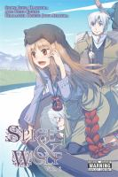 Spice & Wolf [graphic Novel]