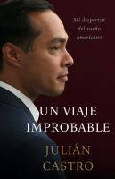 Un viaje improbable / An Unlikely Journey