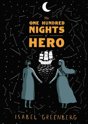 The one hundred nights of hero  a graphic novel