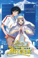 A Certain Magical Index [light Novel]
