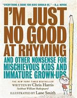Cover of I'm just no good at rhymin