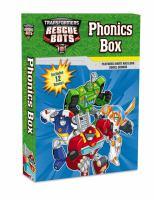 Transformers Rescue Bots Phonics Box