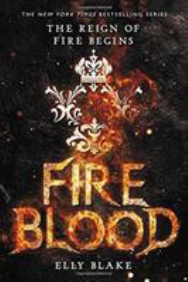 Cover image for Fireblood