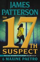 Cover of The 17th suspect