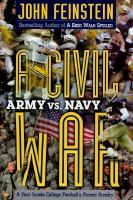 A Civil War, Army Vs. Navy