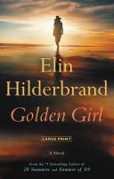 Golden Girl [large Print]