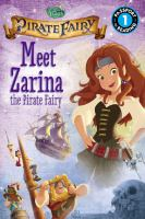 Meet Zarina the Pirate Fairy