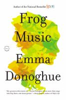 Image: Frog Music