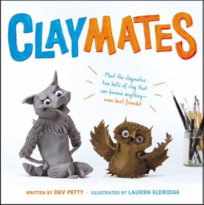 Cover image for Claymates