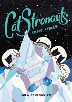Cover of Robot Rescue (Catstronauts