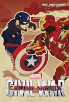 Phase Three - Marvel's Captain America : Civil War
