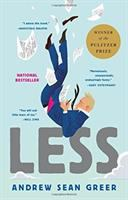 Less by Andrew Seab Greer  2018 Pulitzer Prize for Fiction