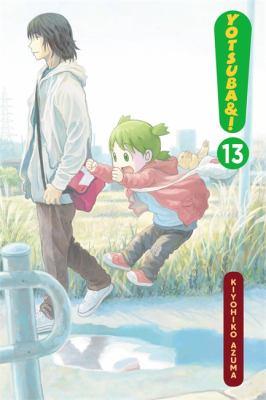 Cover image for Yotsuba&!