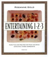 Entertaining 1-2-3