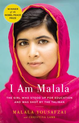 Cover image for I Am Malala