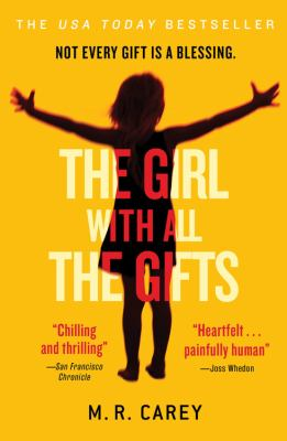 Cover image for The Girl With All the Gifts