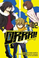 Durarara!! Yellow Scarves Arc