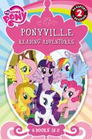 Ponyville Reading Adventures
