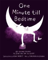 One Minute Till Bedtime