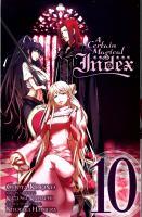 Certain Magical Index, Vol. 10 (manga)