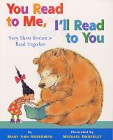 You Read to Me, I'll Read to You