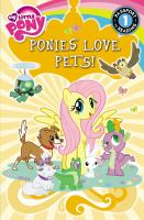 Ponies Love Pets!