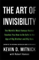 Image: The Art of Invisibility