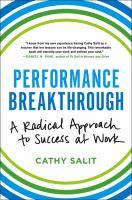 Performance Breakthrough
