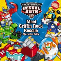 Meet Griffin rock rescue : character guide