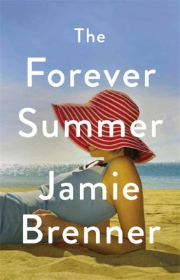 The Forever Summer book jacket