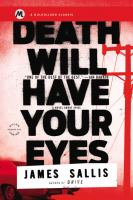 Death Will Have your Eyes