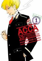 Acca 1 : 13-Territory Inspection Department