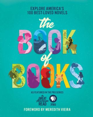 The Book of Books: Explore America's 100 Best-Loved Novels(book-cover)