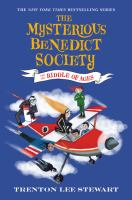 MYSTERIOUS BENEDICT SOCIETY AND THE RIDDLE OF AGES. [LARGE PRINT]