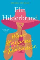 WHAT HAPPENS IN PARADISE : LARGE PRINT